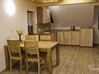 4 lůžkový apartmán - ubytování Kunratice - Studený