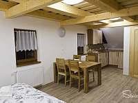 4 lůžkový apartmán č. 2 - pronájem Kunratice - Studený