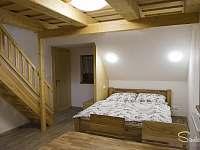 4 lůžkový apartmán č. 2 - k pronajmutí Kunratice - Studený