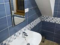 4 lůžkový apartmán č. 2 koupelna - Kunratice - Studený