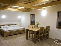 4 lůžkový apartmán - k pronajmutí Kunratice - Studený