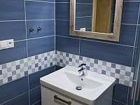 4 lůžkový apartmán koupelna - k pronájmu Kunratice - Studený