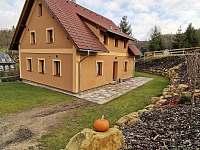 Chaty a chalupy Kytlice - Lesní rybník v apartmánu na horách - Kunratice - Studený