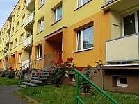 Apartmán ubytování v obci Srdov