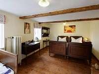 ložnice - Krásné Pole - Chřibská