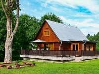 Chata k pronajmutí - dovolená Koupaliště Jiřetín pod Jedlovou rekreace Krásná Lípa - Kyjov