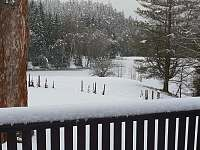 Chata Kyjov Zima 1 - k pronájmu Krásná Lípa - Kyjov