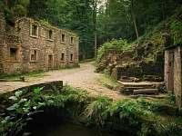 Dolský Mlýn - pronájem chaty Krásná Lípa - Kyjov