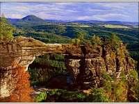 Pravčická brána - Krásná Lípa - Kyjov