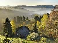 Vlčí Hora jarní prázdniny 2022 pronajmutí