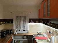 U stožáru - kuchyň - Labská Stráň