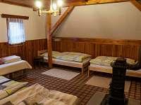 Vetší ložnice