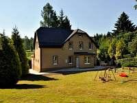 Vila na horách - zimní dovolená Vlčí Hora - Krásná Lípa