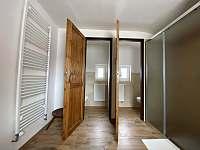 Koupelna - chalupa k pronájmu Krásná Lípa u Rumburka