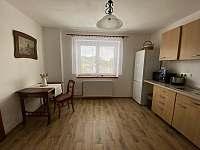 Kuchyně - pronájem chalupy Krásná Lípa u Rumburka