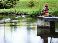 Chalupa u rybníčku - pronájem chalupy - 12 Krásná Lípa