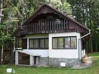 Chaty a chalupy Chřibská přehrada na chatě k pronájmu - Jetřichovice