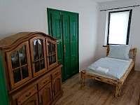Apartmán 1 ložnice - chalupa k pronájmu Brtníky