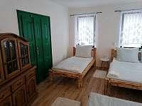 Apartmán 1 ložnice - chalupa k pronajmutí Brtníky
