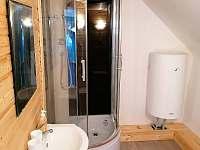 Apartmán 2 koupelna s WC - Brtníky