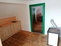 Apartmán 2 kuchyňka - Brtníky
