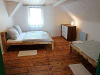 Apartmán 2 ložnice 2 - pronájem chalupy Brtníky