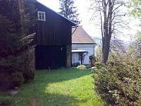 Levné ubytování  Lesenská přehrada Chalupa k pronajmutí - Dolní Chřibská