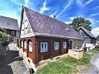 ubytování Jiřetín pod Jedlovou Chalupa k pronájmu