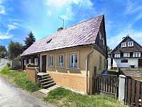 Ubytování Jiřetín pod Jedlovou - chalupa ubytování Jiřetín pod Jedlovou