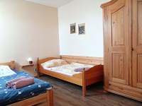 3 lůžkový pokoj 2 - Růžová