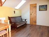 4 lůžkové apartmá (2 pokojové) 2