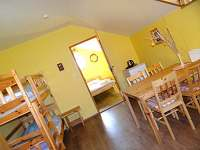 4 lůžkové apartmá (2 pokojové) 6 - Růžová