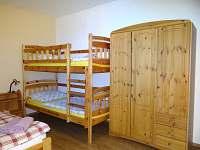 4 lůžkový pokoj 1 - ubytování Růžová