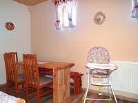 5ti lůžkový apartmán (dvoupokoj. s kuch.) 2 - Růžová