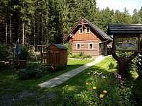 Chalupa k pronajmutí - dovolená  Kytlice - Lesní rybník rekreace Dolní Chřibská