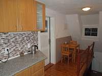 kuchyň s chodbou 1.patro