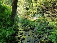 Lesenský potok - chata ubytování Dolní Podluží