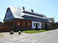 Chalupa k pronajmutí - dovolená  Kyjovská přehrada rekreace Staré Křečany
