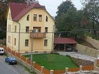 Dolní Poustevna léto 2018 ubytování