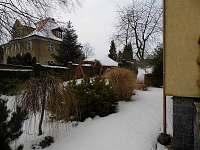 Chalupa Poustevna - apartmán k pronájmu Dolní Poustevna