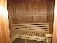 Finská sauna - apartmán k pronájmu Česká Kamenice - Filipov