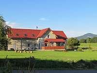 Apartmán na horách - dovolená Aquapark Děčín rekreace Česká Kamenice - Filipov