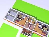 Přízemí - apartmán I+II