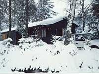 chata Kytlice zima - k pronájmu