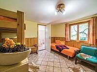 ložnice - chata k pronájmu Kytlice - Falknov
