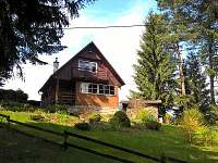 Chata k pronajmutí - dovolená na chatě