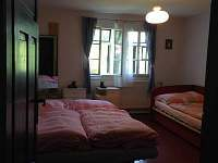 ložnice1 - Dolní Žleb
