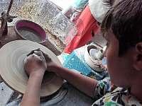 Výuka keramiky