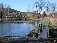 Rybník Tomišák - apartmán k pronajmutí Chřibská