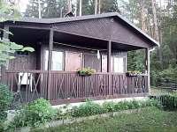 Chaty a chalupy Olešský rybník na chatě k pronájmu - Stará Oleška